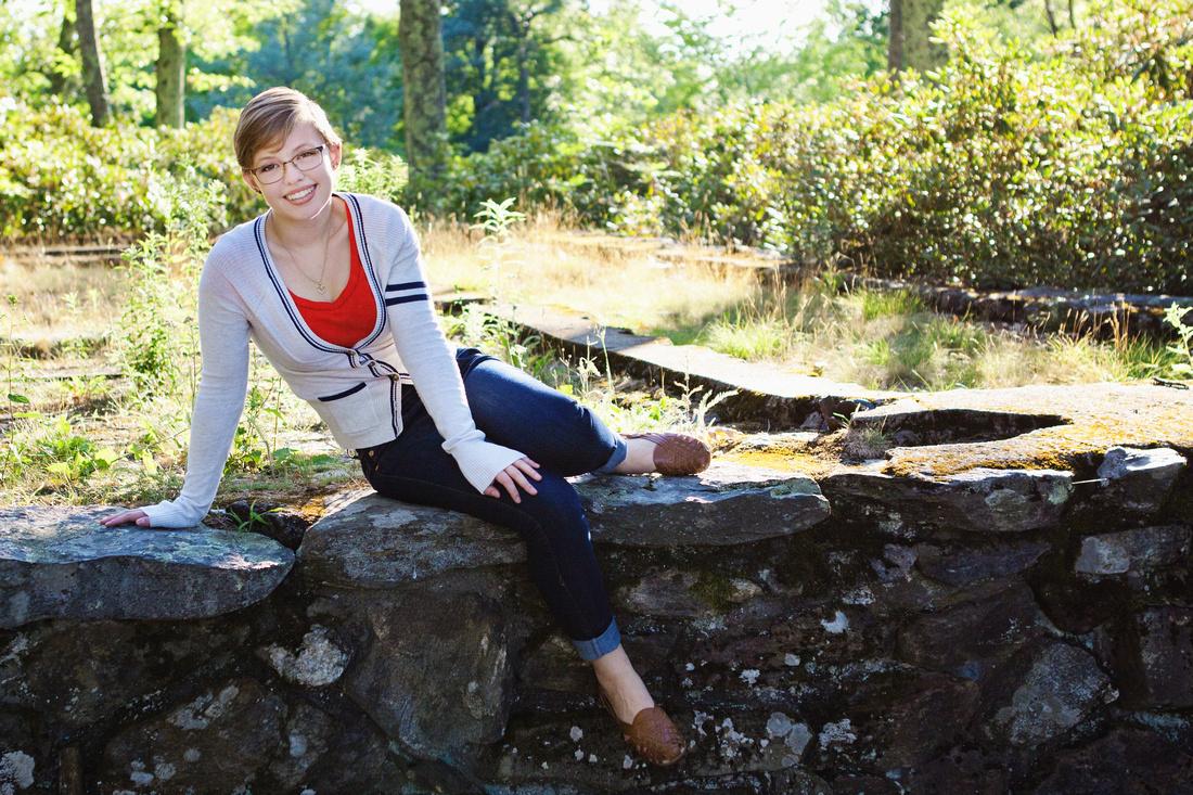 Auburn High School Senior Portrait Session