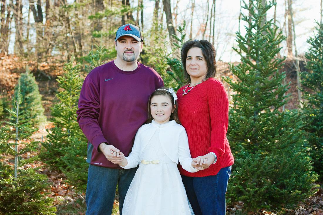 Auburn, MA Family Portrait Photographer