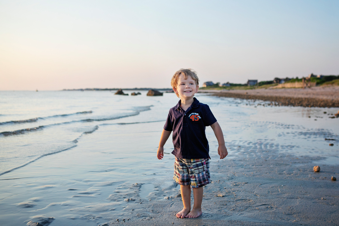 Jessica Hughes Photography beach session