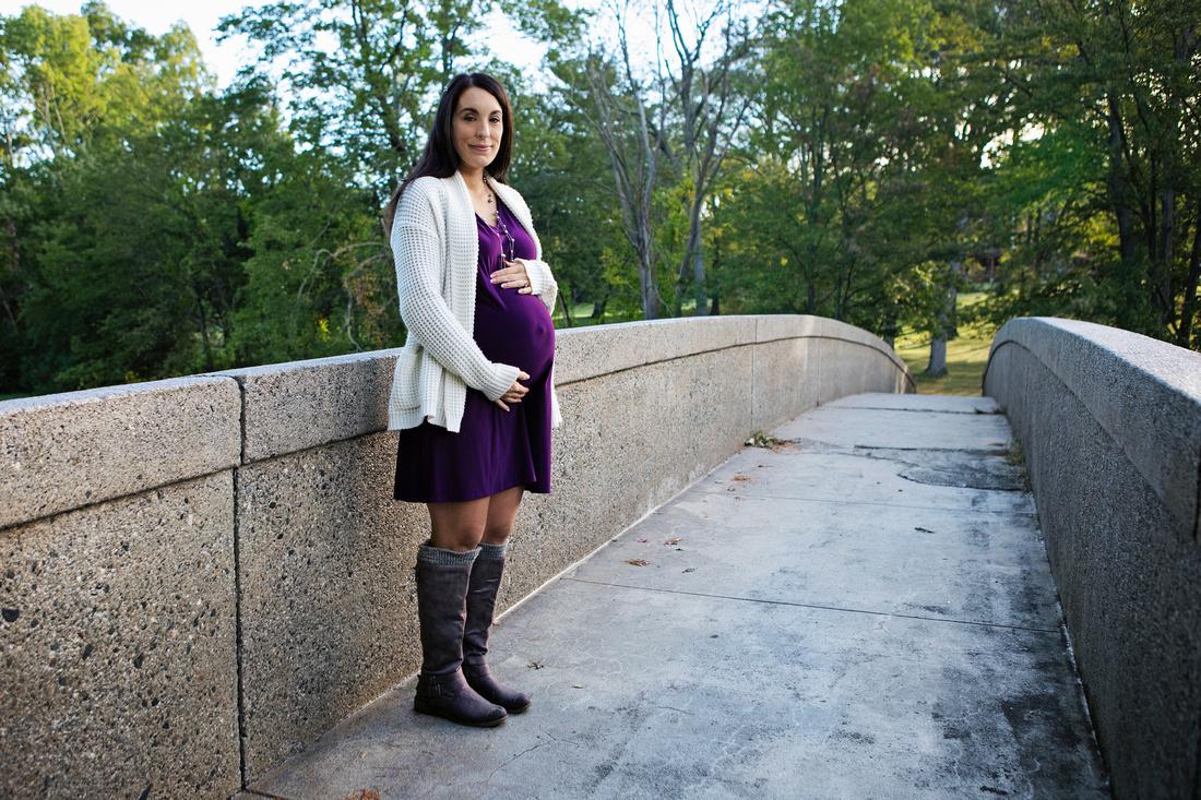 Hudson MA Maternity Photographer