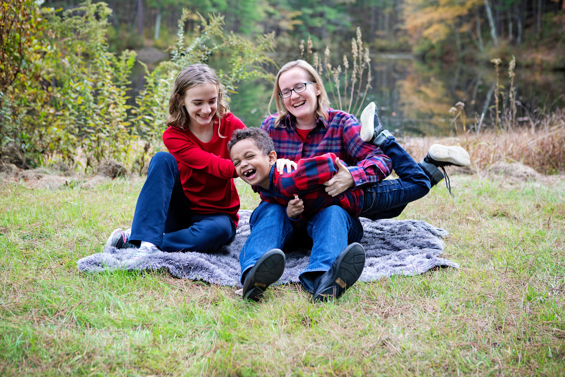Outdoor Fall Portraits