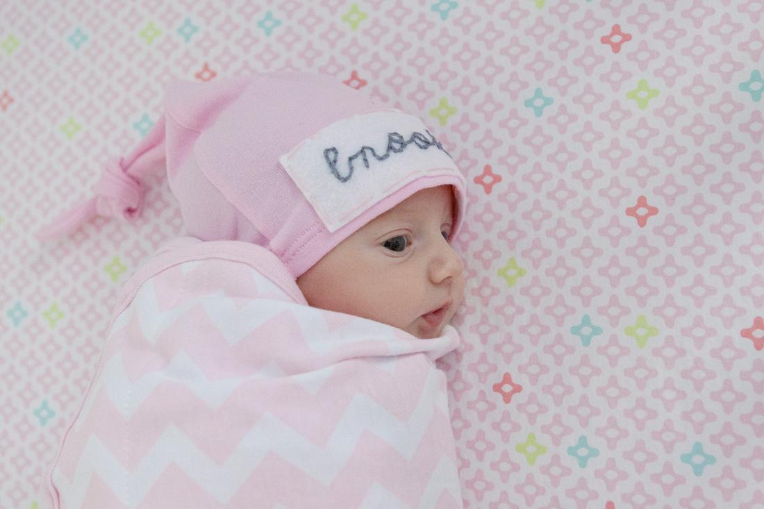 Sturbridge, MA Newborn Portrait Session
