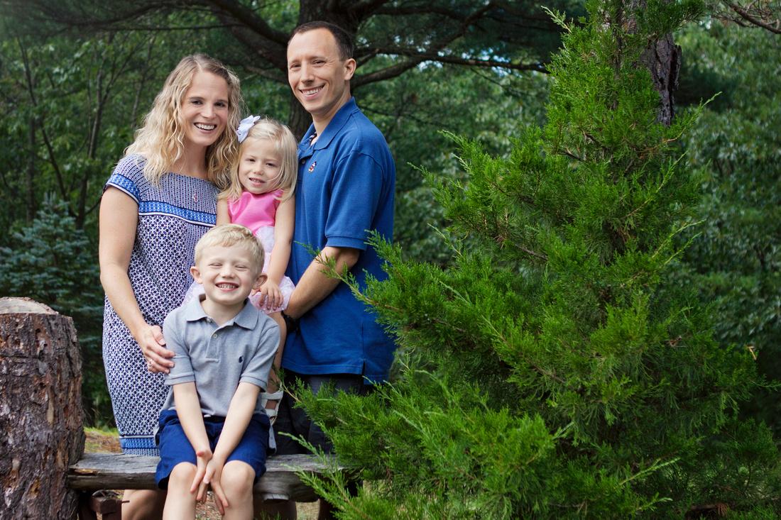 Auburn, MA Family Portrait Session