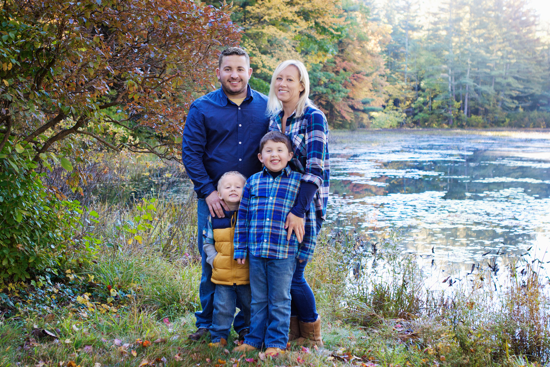 Worcester, MA Family Photographer
